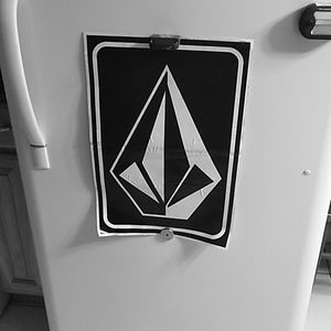 Volcom vintage Decal